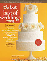 Our 2009 Best of the Knot Award